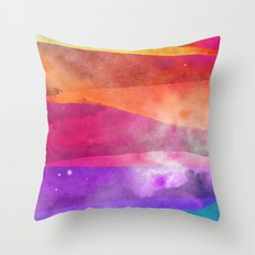 Day Two Throw Pillow