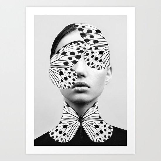 Woman Butterfly by dada22