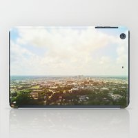 alabama iPad Cases featuring Birmingham, Alabama by Emily Day