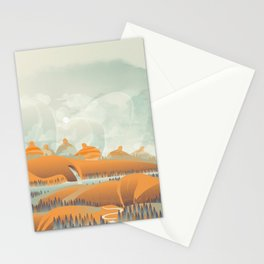 Mother Earth/Desert Patina Stationery Cards