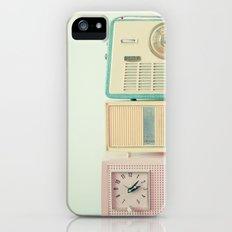 Radio Stations iPhone (5, 5s) Slim Case