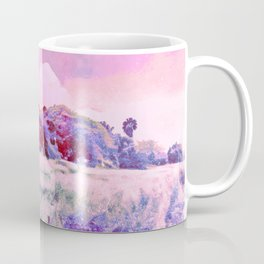 In A Field Of Roses She Is A Wild Flower Coffee Mug
