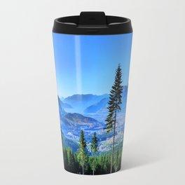 Squamish BC, Canada Travel Mug