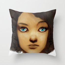 Salis Throw Pillow
