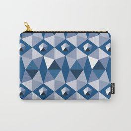 Pentagons Classic Blue Carry-All Pouch