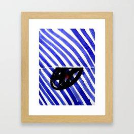 Kollage n°138 Framed Art Print