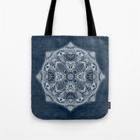 blueprint Tote Bags featuring Natural Blueprint by DebS Digs Photo Art