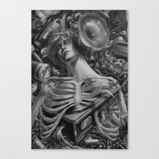 Amplification Canvas Print