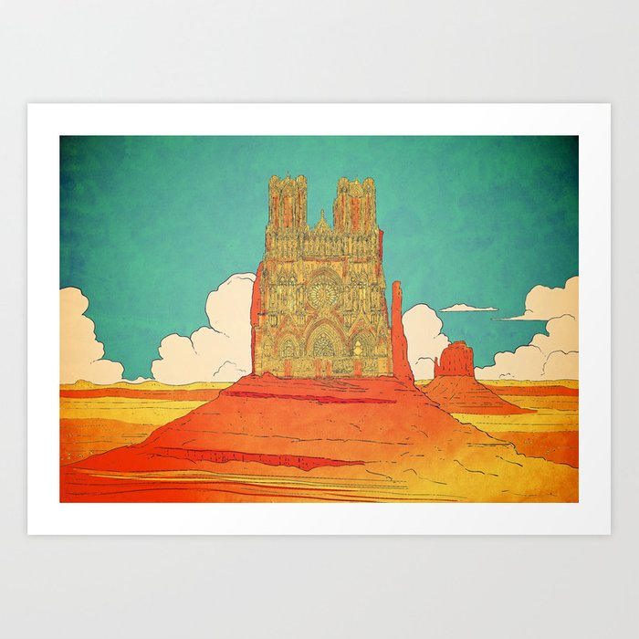 devotion Art Print