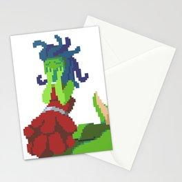 Monster Girl: Gorgon Stationery Cards