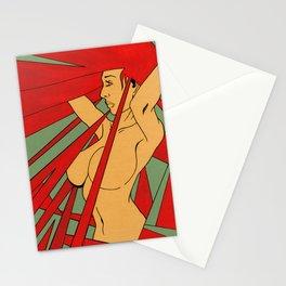 False Modesty Stationery Cards