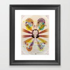 KonDee Framed Art Print