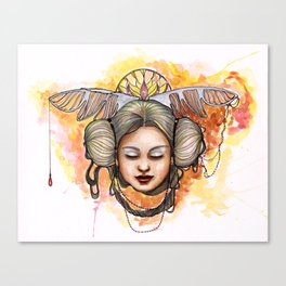 """BellaVII"" Canvas Print"