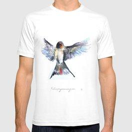 Chilean Swallow T-shirt