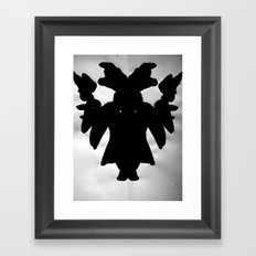 R1 Framed Art Print
