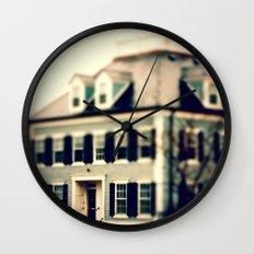 Toy History Wall Clock