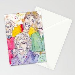 Golden Girls Stationery Cards