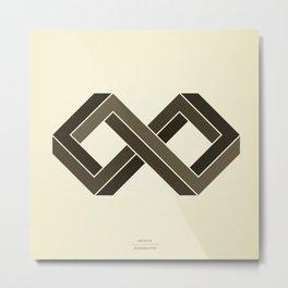 Infinite Possibilities Metal Print