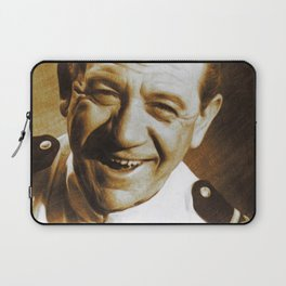 Sid James, Carry On Legend Laptop Sleeve