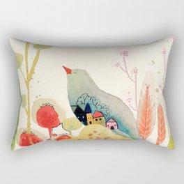 ma maison Rectangular Pillow
