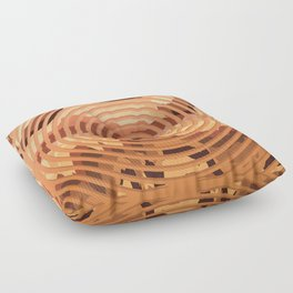 TOPOGRAPHY 2017-000 Floor Pillow