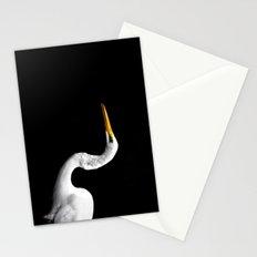 Heron#1 Stationery Cards