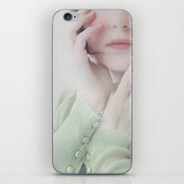 Marie iPhone Skin