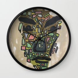 Mr. J.G Wall Clock