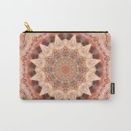 Mandala Compassion Carry-All Pouch
