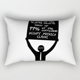 Occupy Physics Class Rectangular Pillow