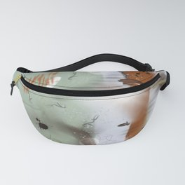 A walk in your mystical forest Fanny Pack