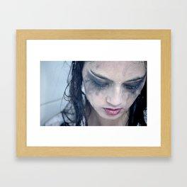 The Water Regrets Framed Art Print
