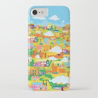 the neighbourhood iPhone & iPod Cases featuring Neighbourhood by James Thornton