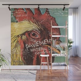 Pavement - Watery Domestic Wall Mural