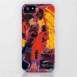 Selva pop - Hipopop iPhone Case