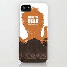 The Walking Dead Prison Walkers Slim Case iPhone (5, 5s)