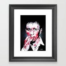Rude Boy Framed Art Print