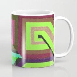Love and Logic Colour Variation2 Coffee Mug