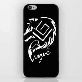 Vague Gaming iPhone Skin