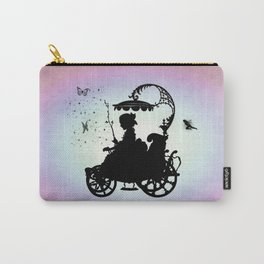 Magical Carriage Carry-All Pouch