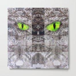 Cat Eyez Metal Print