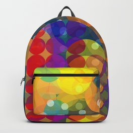 Bubbles from the Rainbow Backpack