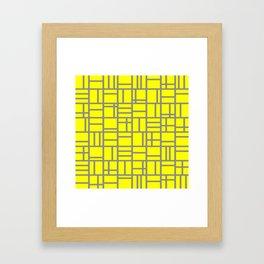 kutije v.4 Framed Art Print