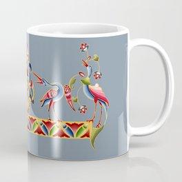 Egret Illumination Coffee Mug