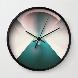 New Dawn Road Wall Clock