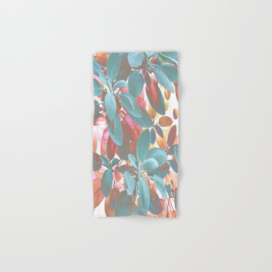Leaves Wonder Hand & Bath Towel