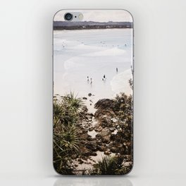 The Pass, Byron Bay iPhone Skin