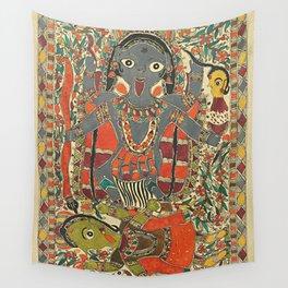 Hindu - Kali 4 Wall Tapestry