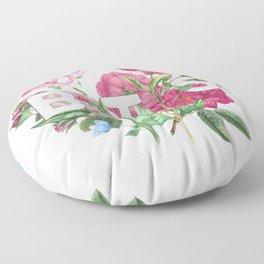 BTS Flowers Floor Pillow