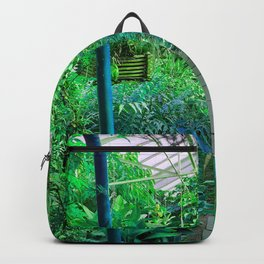 Tropical Garden - Mint Palette  Backpack